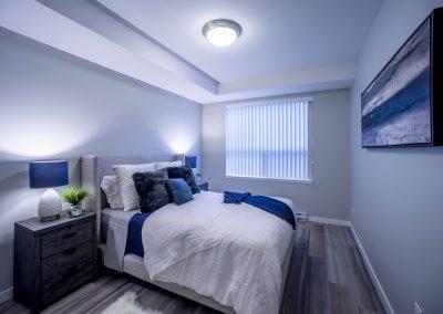 Peterson Landing Suite 106 Bedroom 01 © 18-4918
