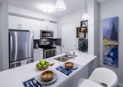 Peterson Landing Suite 106 Kitchen 04 © 18-4954